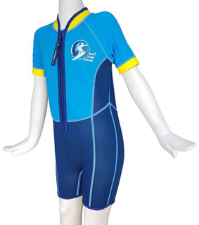 WA200-20 Thermal Swimsuit Body - Neoprene Sleeves - Nylon/spandex Size: 4, 6, 8, 10, 12 Price: S$ 65.80