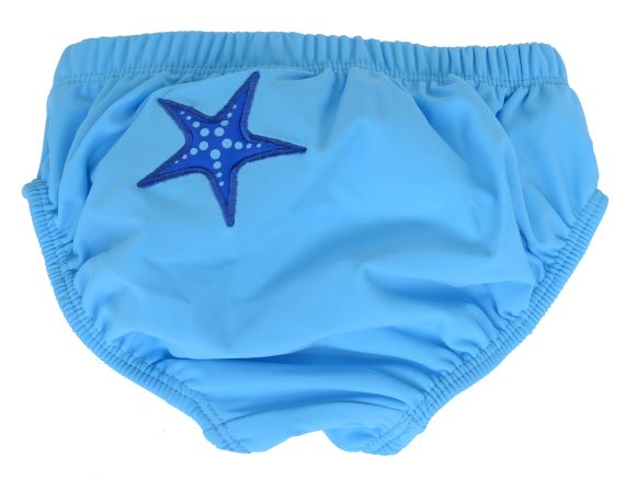 WA102-03 swim Diaper UV-protection UPF50+ Size 1, 2 S$ 28.80