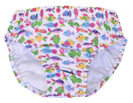 WA102-04 swim Diaper UV-protection UPF50+ Size 1, 2 S$ 28.80